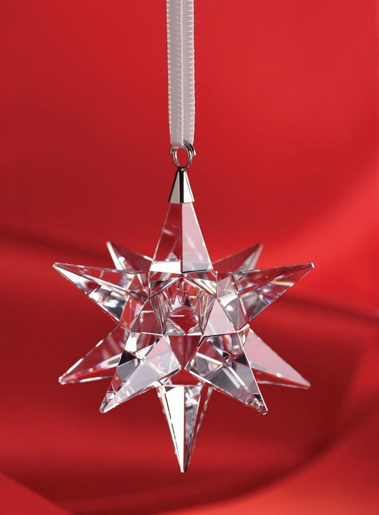 Swarovski 3d Christmas Ornament Star Ornament 5064257 Zhannel