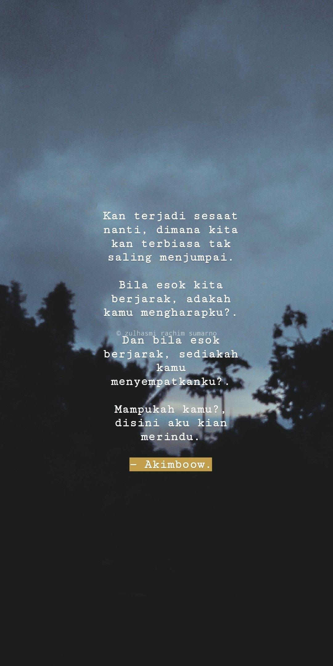 Pin Oleh Windy Yuliani Di Quotes Dengan Gambar Kutipan Cinta