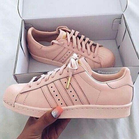 tenis adidas rosa pastel