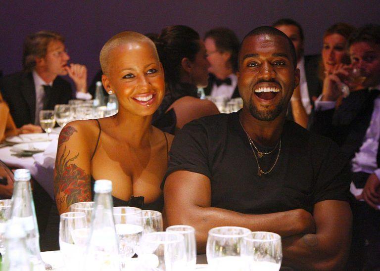 Does Kanye West Still Talk To Amber Rose Kanye West Amber Rose