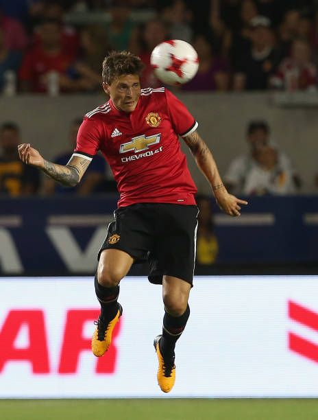 Victor Lindelof Of Manchester United In Action During The Preseason Friendly Match Manchester United Football Club Manchester United Manchester United Football