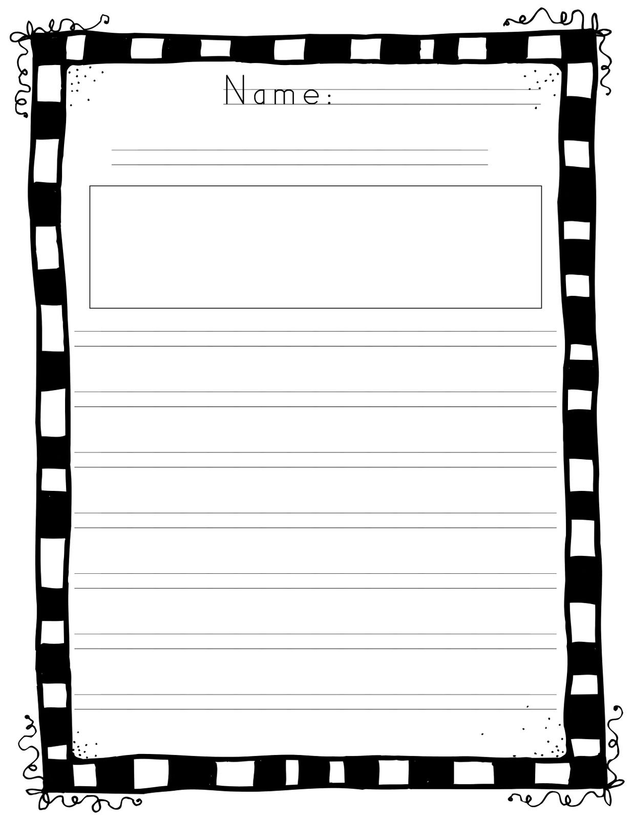 Free Handwriting Without Tears Sample Paper
