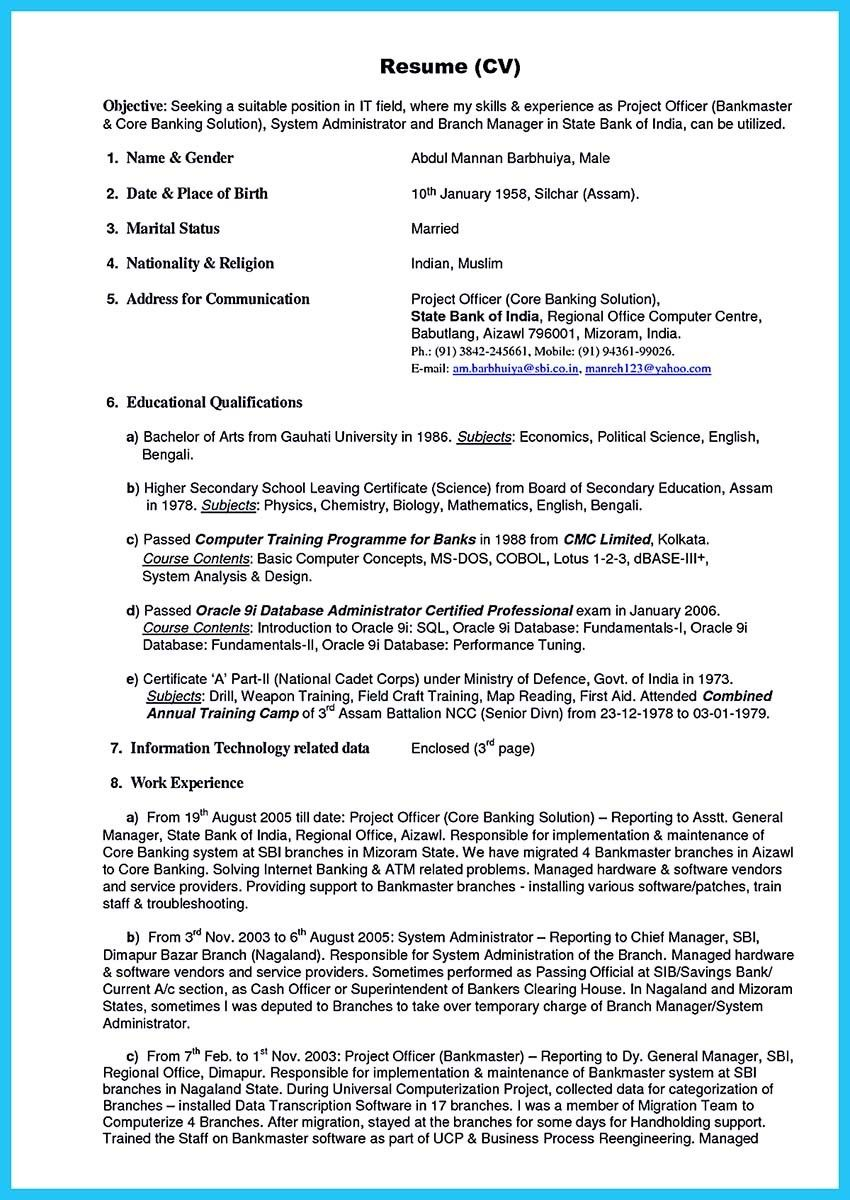 Nice Starting Successful Career From A Great Bank Manager Resume Check More At Http Snefci Org Starting Successful Career From A Great Bank Manager Resume