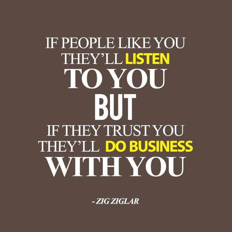 Like vs Trust #motivational #quote #business #trust   Inspiration