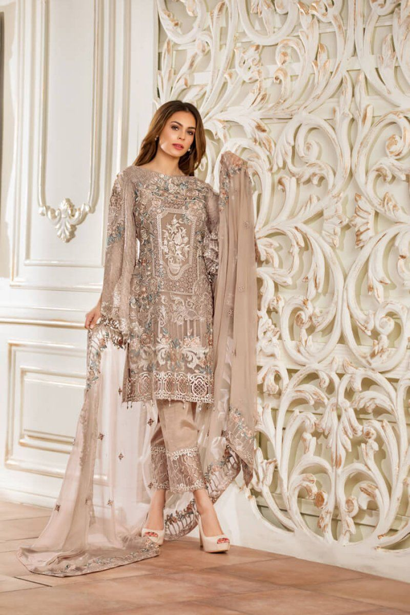 Designer Pakistani Suits Rangoon Vol 4 By Ramsha D 402 Pakistani Bridal Dresses Pakistani Suits Indian Party Wear