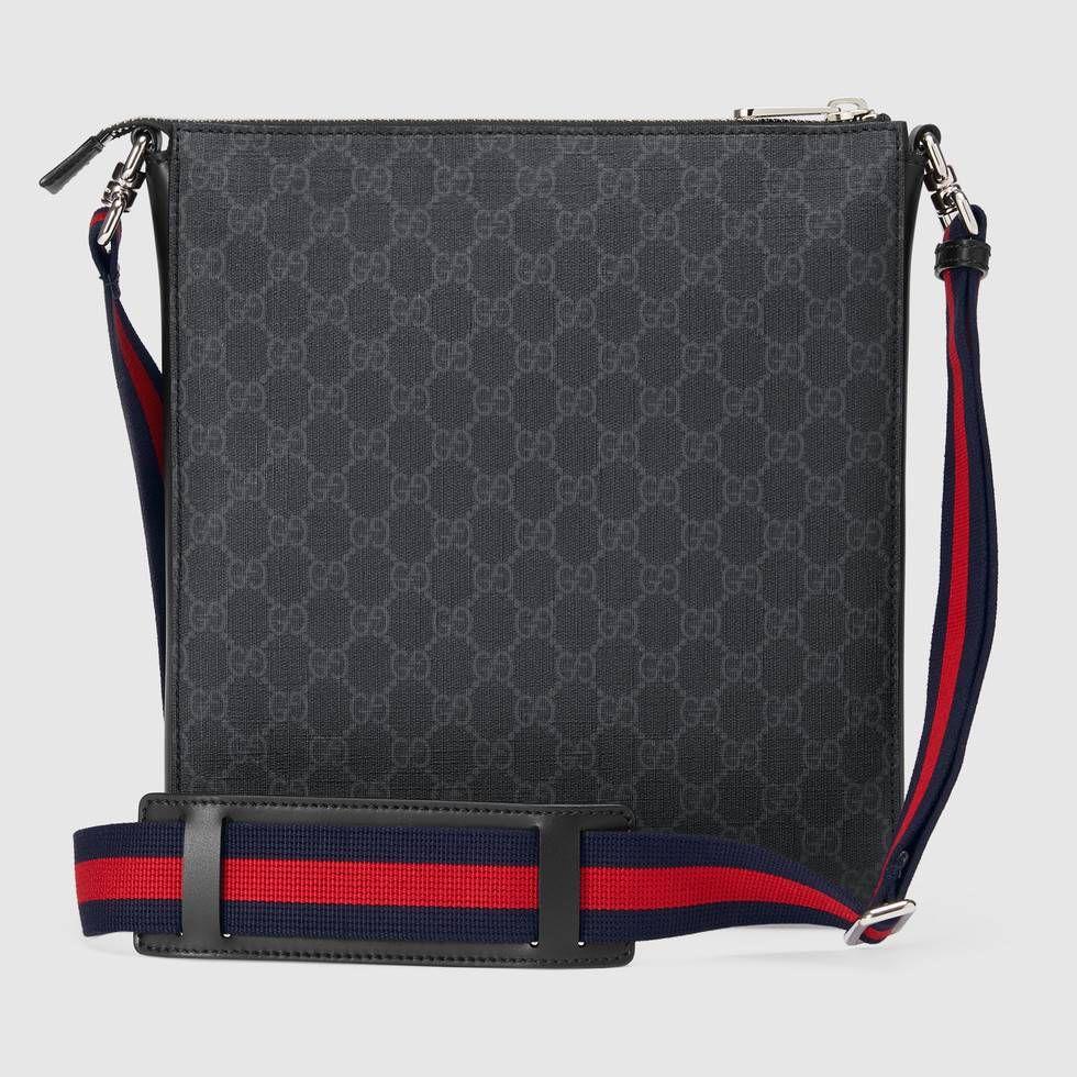 952da8e5 Gucci GG Supreme messenger | Mommys christmas list | Bags, Black ...