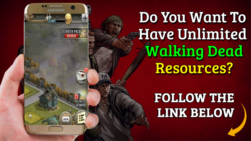 Walking Dead Road To Survival Unlimited Coins Apk