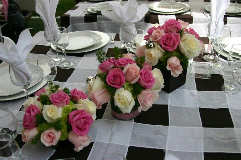 Flores Naturales Centros De Mesa Para Boda Mesa De Matrimonio Mesas De Boda