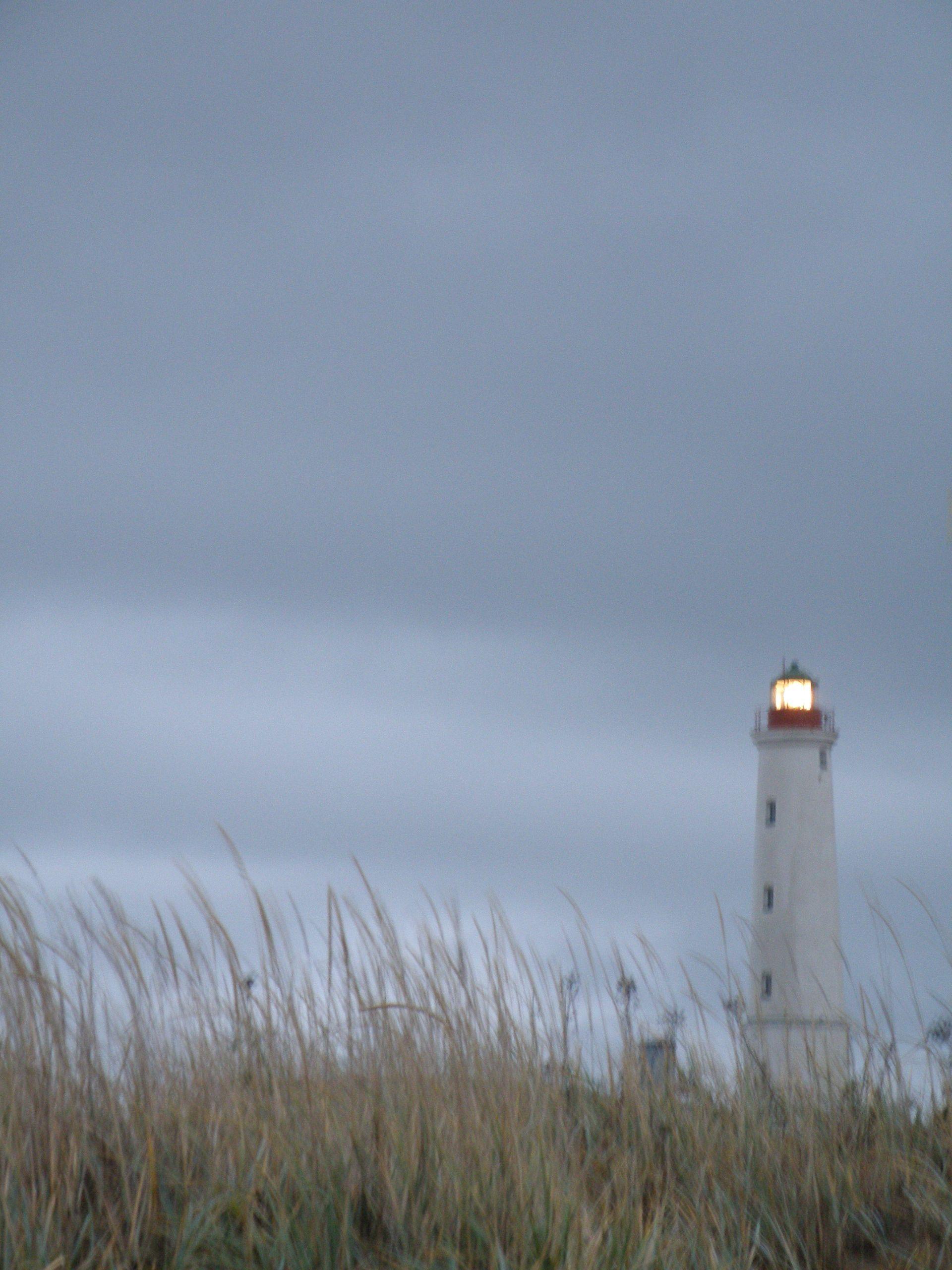 Käydä Hailuodossa. Lighthouse in Hailuoto. Photo has been taken in early morning