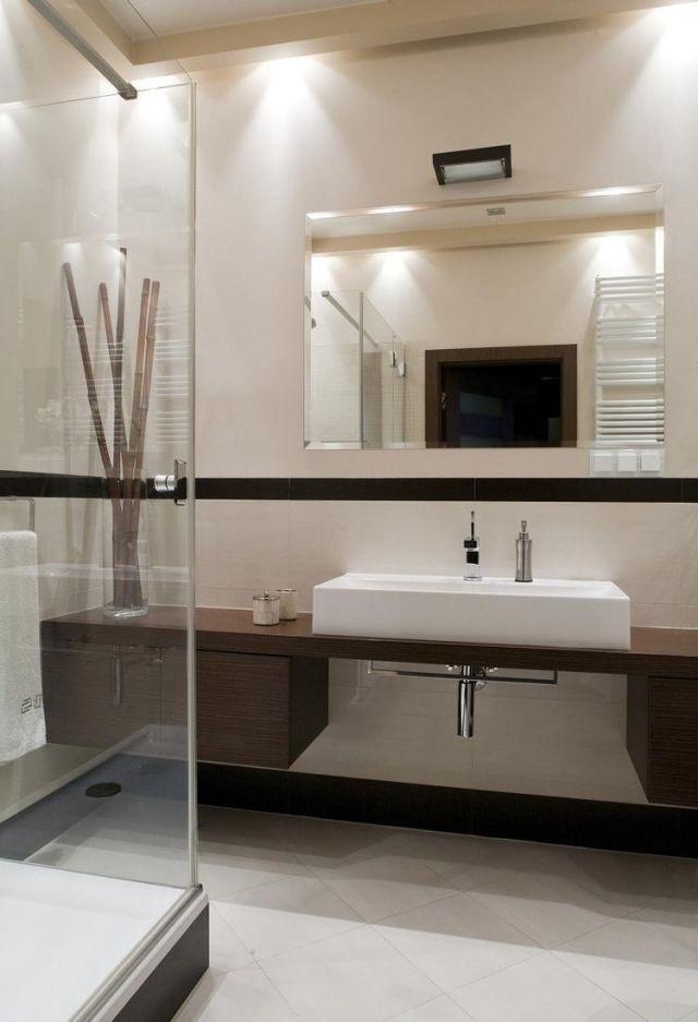 kleines bad einrichten 51 ideen f r gestaltung mit dusche bad in 2019 bad kleines bad. Black Bedroom Furniture Sets. Home Design Ideas