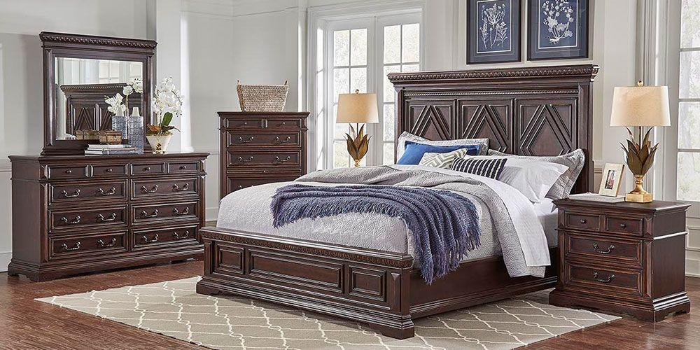 Castle Bedroom Collection Modern bedroom set, Remodel