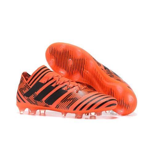 Adidas Nemeziz 17.1 FG Kopačke Orange Black Prodaja | Chaussures ...