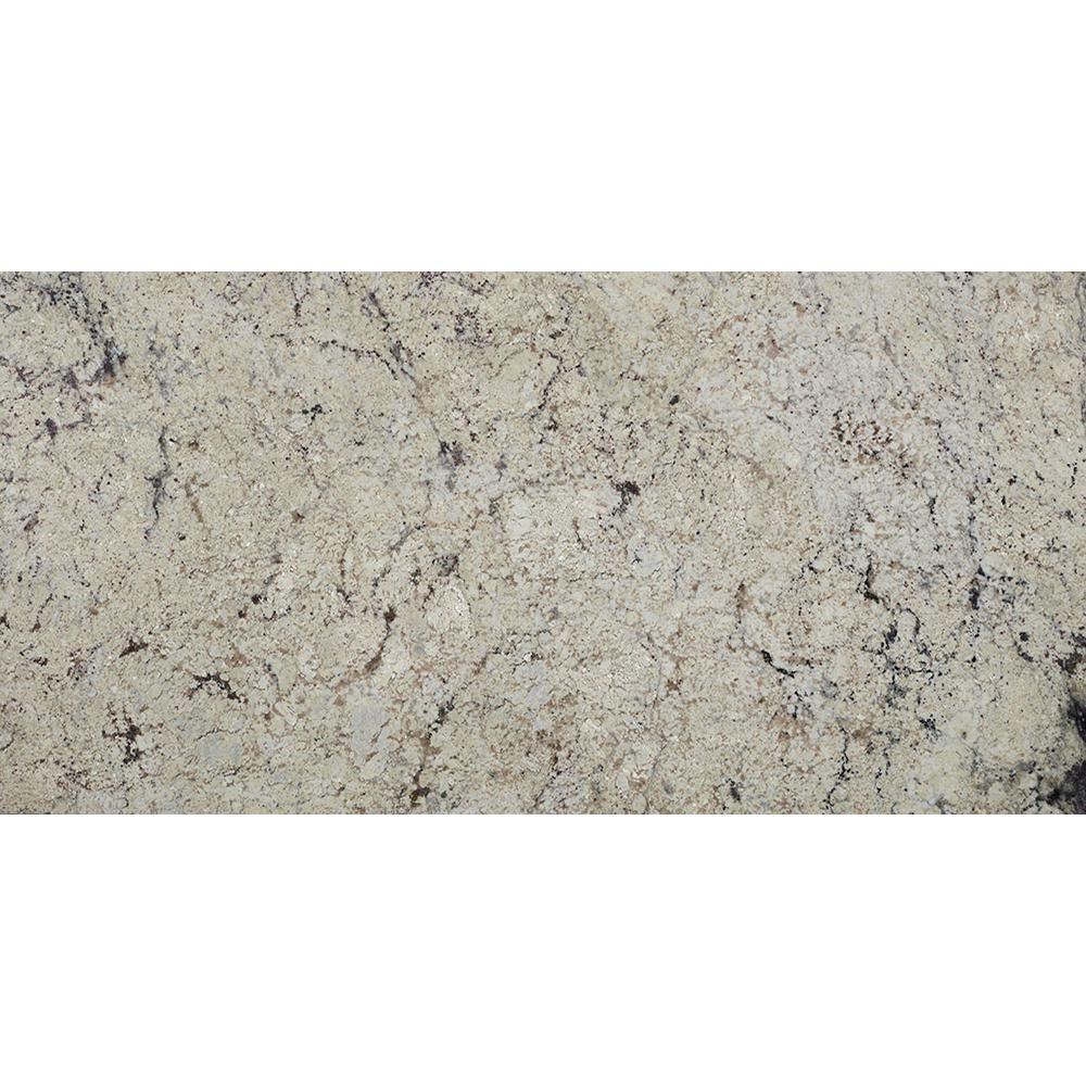 Stonemark 3 In X 3 In Granite Countertop Sample In Mystic Spring Dt G161 Granite Countertops Countertops Granite