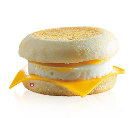 Egg & Cheese McMuffin Food, Mcmuffin, Veg recipes