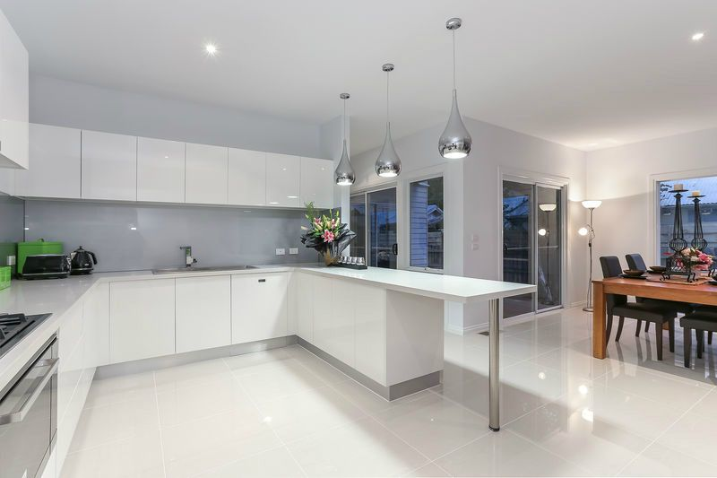 Splashback Ideas White Kitchen Part - 20: 25+ Uniquely Awesome Kitchen Splashback Ideas