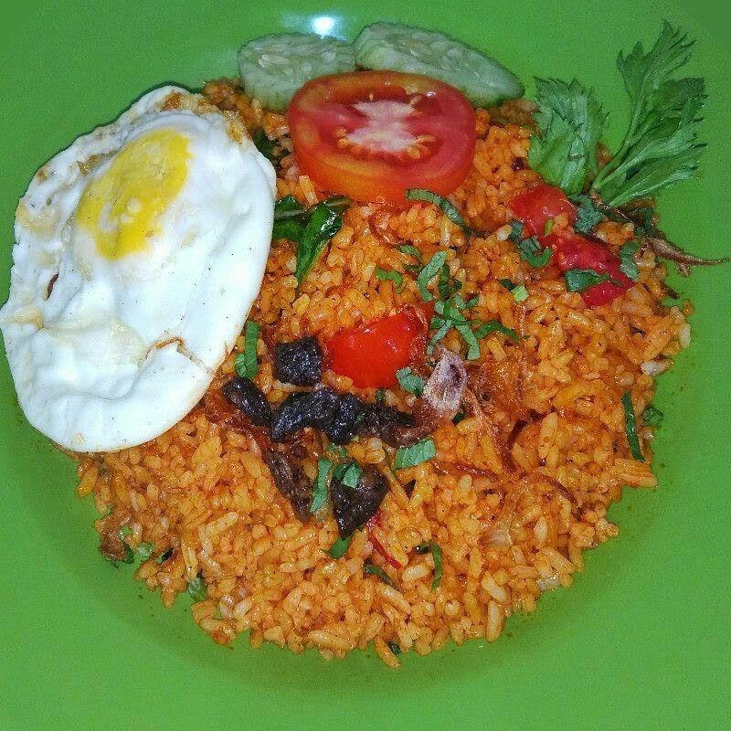 Nasi Goreng Padang Resep Resep Nasi
