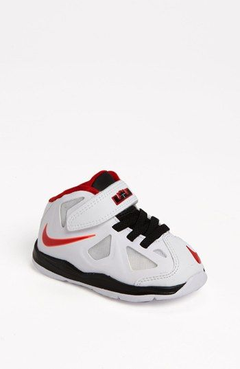 Nike 'LeBron 10' Basketball Shoe (Baby, Walker & Toddler) available at…