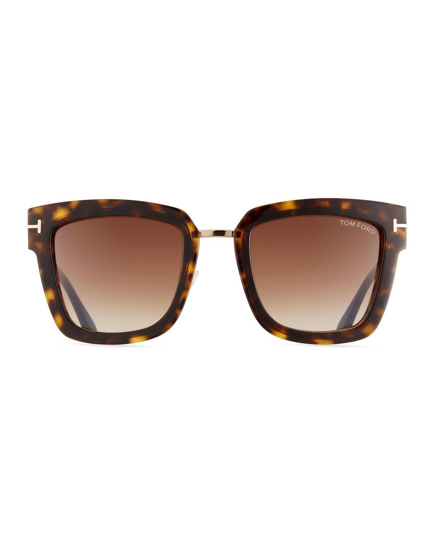 1663372784 Lara Acetate   Metal Square Sunglasses