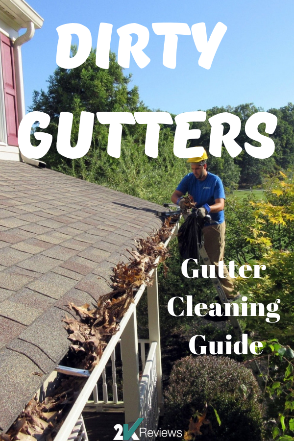 This Is A Guide To Gutter Cleaning We Offer Advice On Safety Tools To Use And Protection To Use Cleaning Gutters