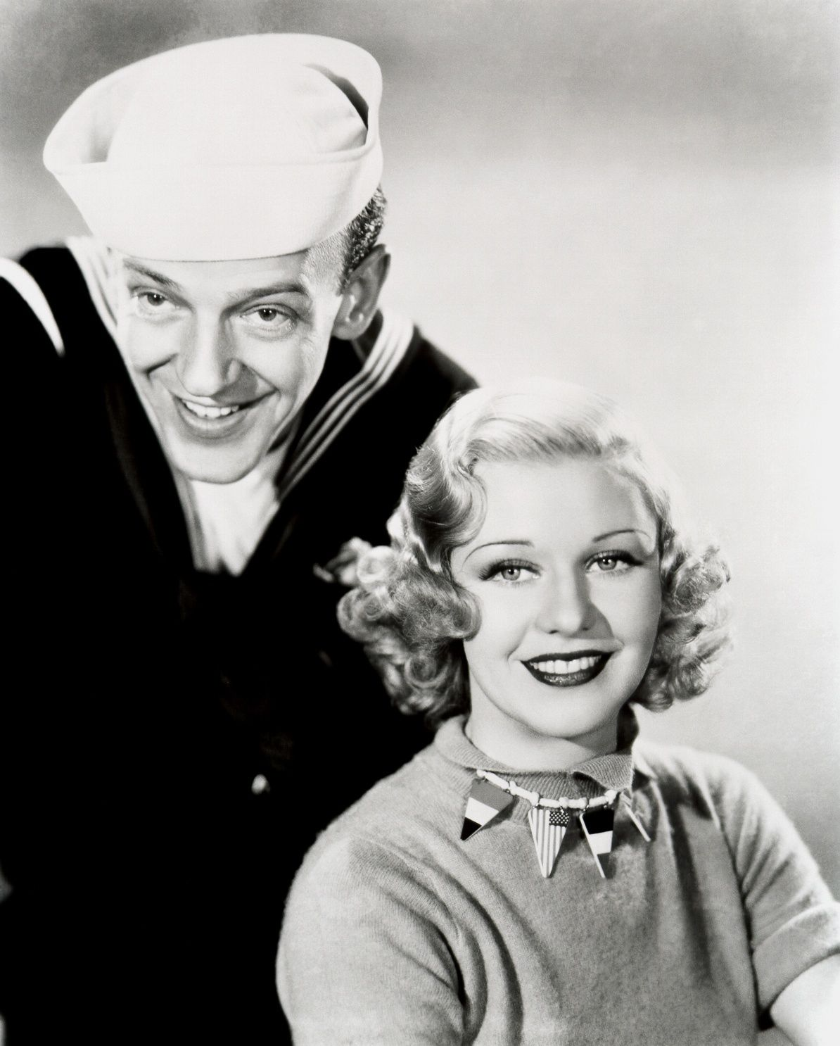 Ginger Rogers & Fred Astaire- I used to stay up late on weekends with my Dad to watch old movies