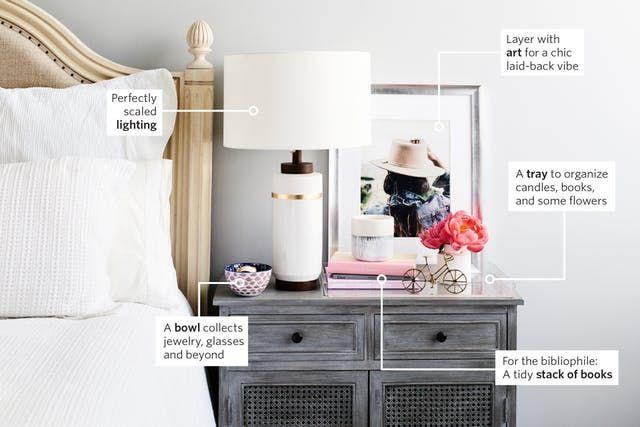 12+ Bedroom nightstand decor ideas in 2021