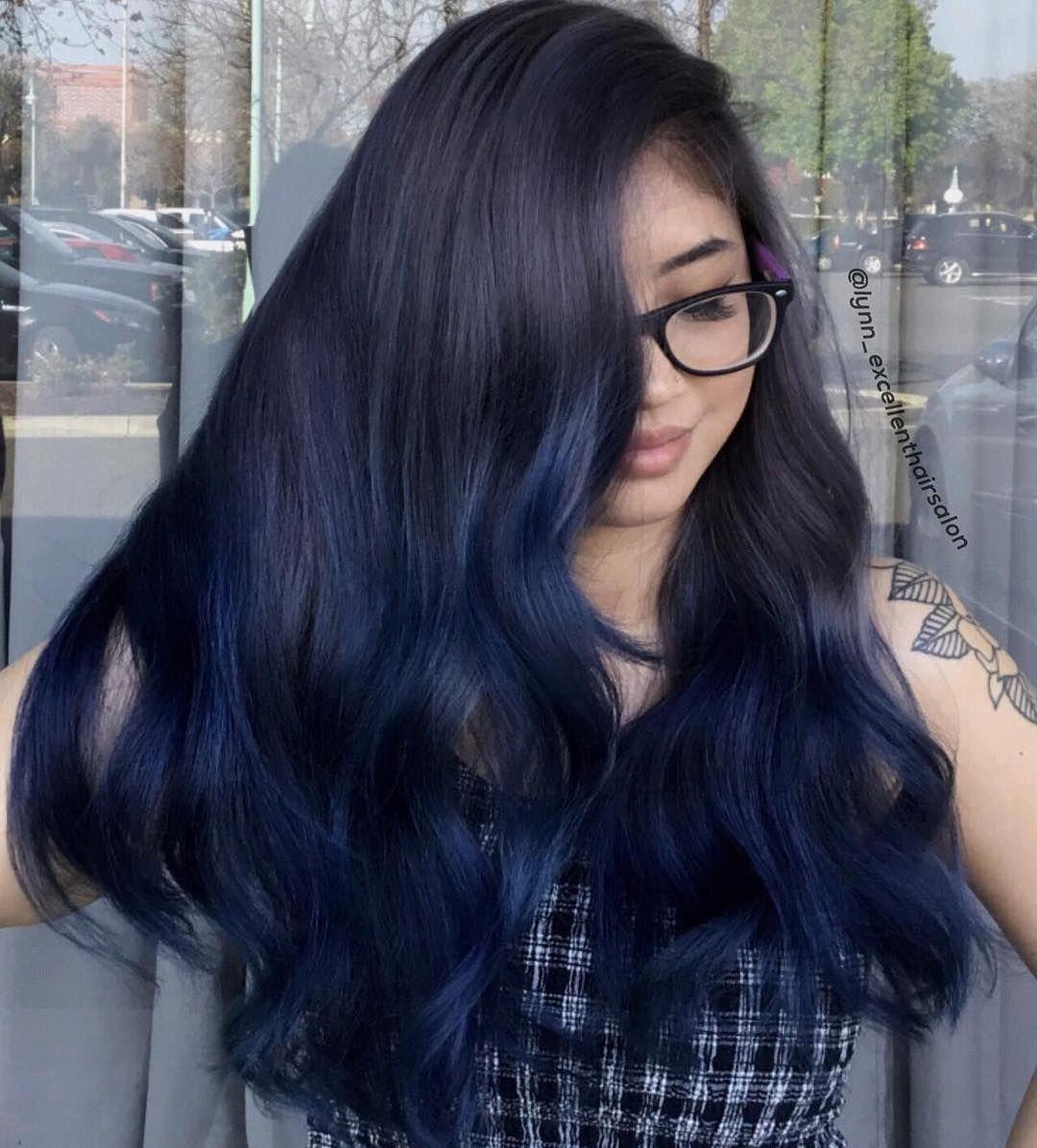 Blue Black By Hairbestie Lynn Hair Used Guy Tang Mydentity