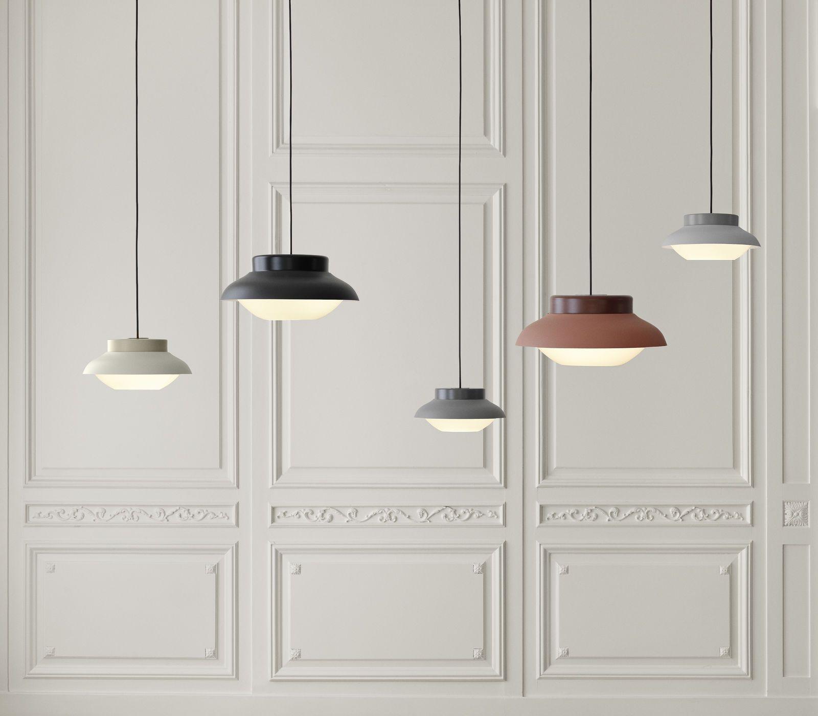 Gubi Collar Lamp By Sebastian Herkner News 2015 Lighting Design Sebastian Herkner Gubi