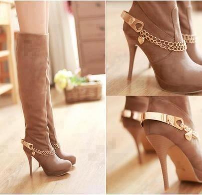 Les bottes <3