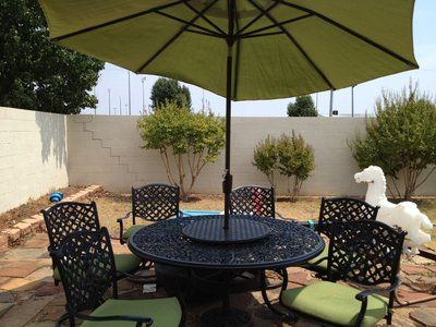 Renaissance Outdoor Dining Set 10 Pc 800 00 60 Round Table 1