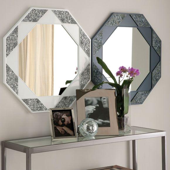 ¡Espejo, espejito, dime cómo adornar mis paredes!
