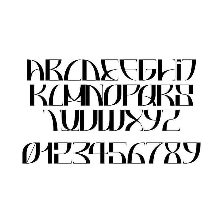 0729 Repost Novocaine Psd I M Proud To Announce That Ex Machina Is Now Available For Purchase You Ca Typeface Logo Typography Inspiration Lettering Fonts