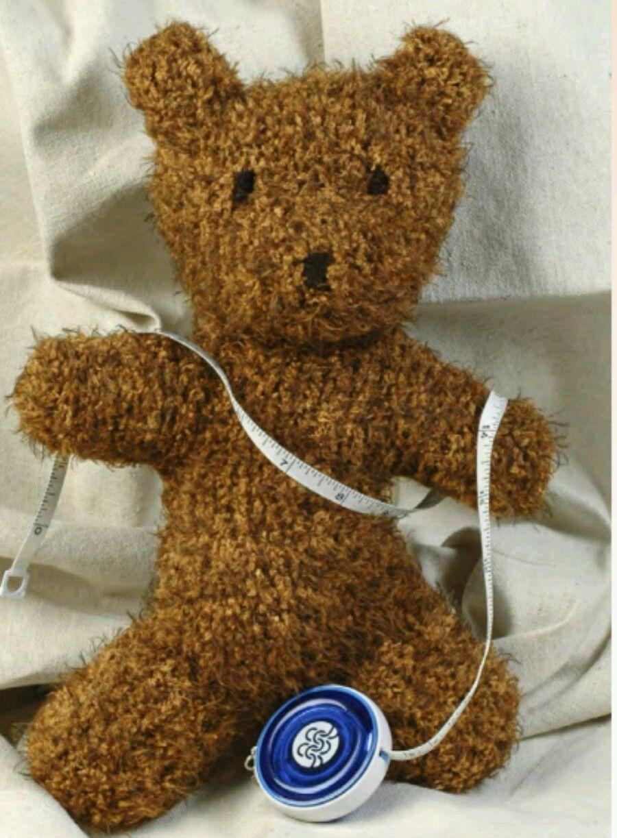 Teddy bear knitting pattern | Knit patterns, Teddy bear and Bears