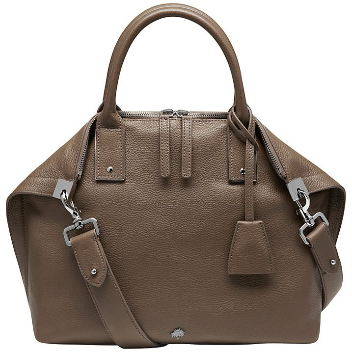bc60aa5c0f2c Buy Mulberry Alice Small Leather Zip Tote