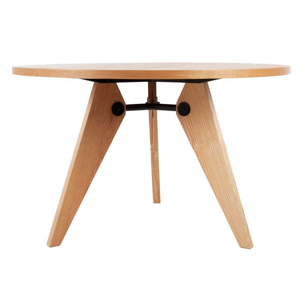 Table Ronde style guéridon