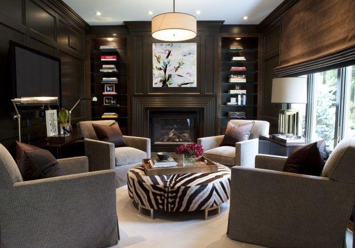 BILLY CEGLIA DESIGNS, LLC via Traditional Home Contemporary