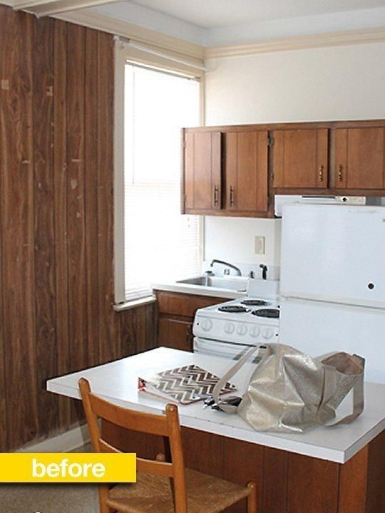 1960s Kitchen Remodel Before After: Kitchen Before & After: A 1960s Studio Kitchen Gets A
