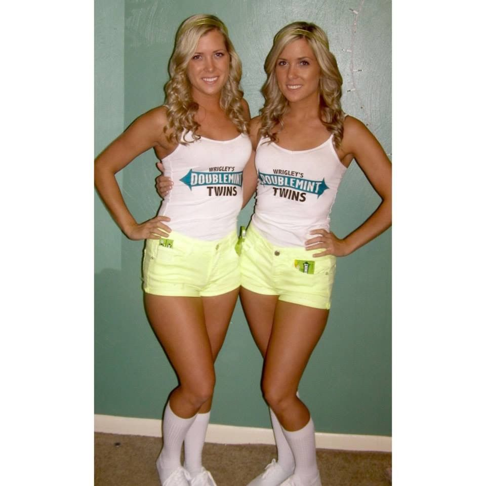 Doublemint Twins Costume