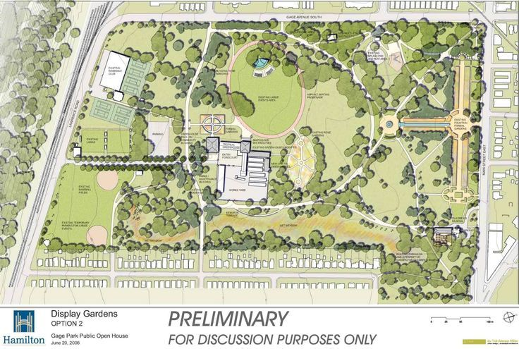 park master plan - Google Search