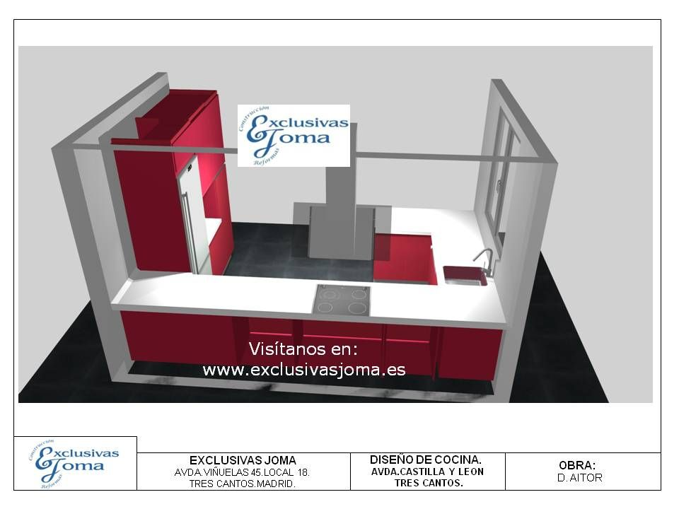 Nuevos diseños de muebles de cocinas para las viviendas nuevas de ...