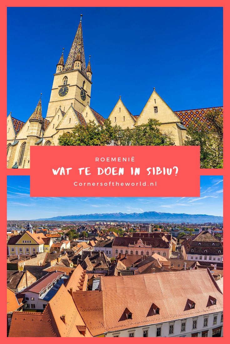 Nl 24 Uur In Sibiu De Meest Fotogenieke Stad Van Roemenie In 2020 Roemenie Reistips Europa Roemenie