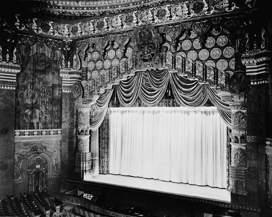 George Wright At Oriental Wurlitzer | Oriental Theatre, PDX | Pinterest |  Oriental Theater