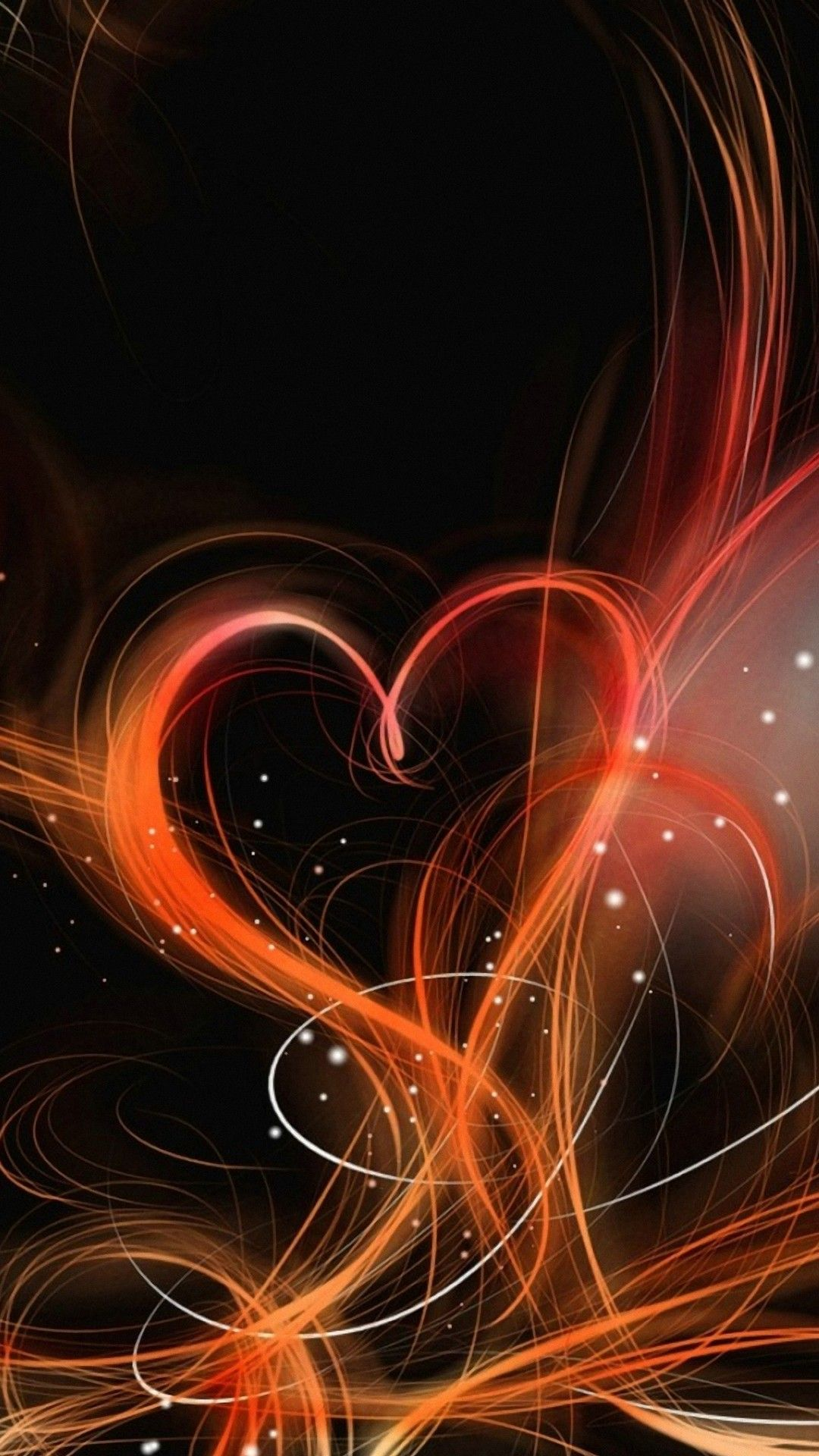abstract love android wallpaper | android wallpapers | pinterest