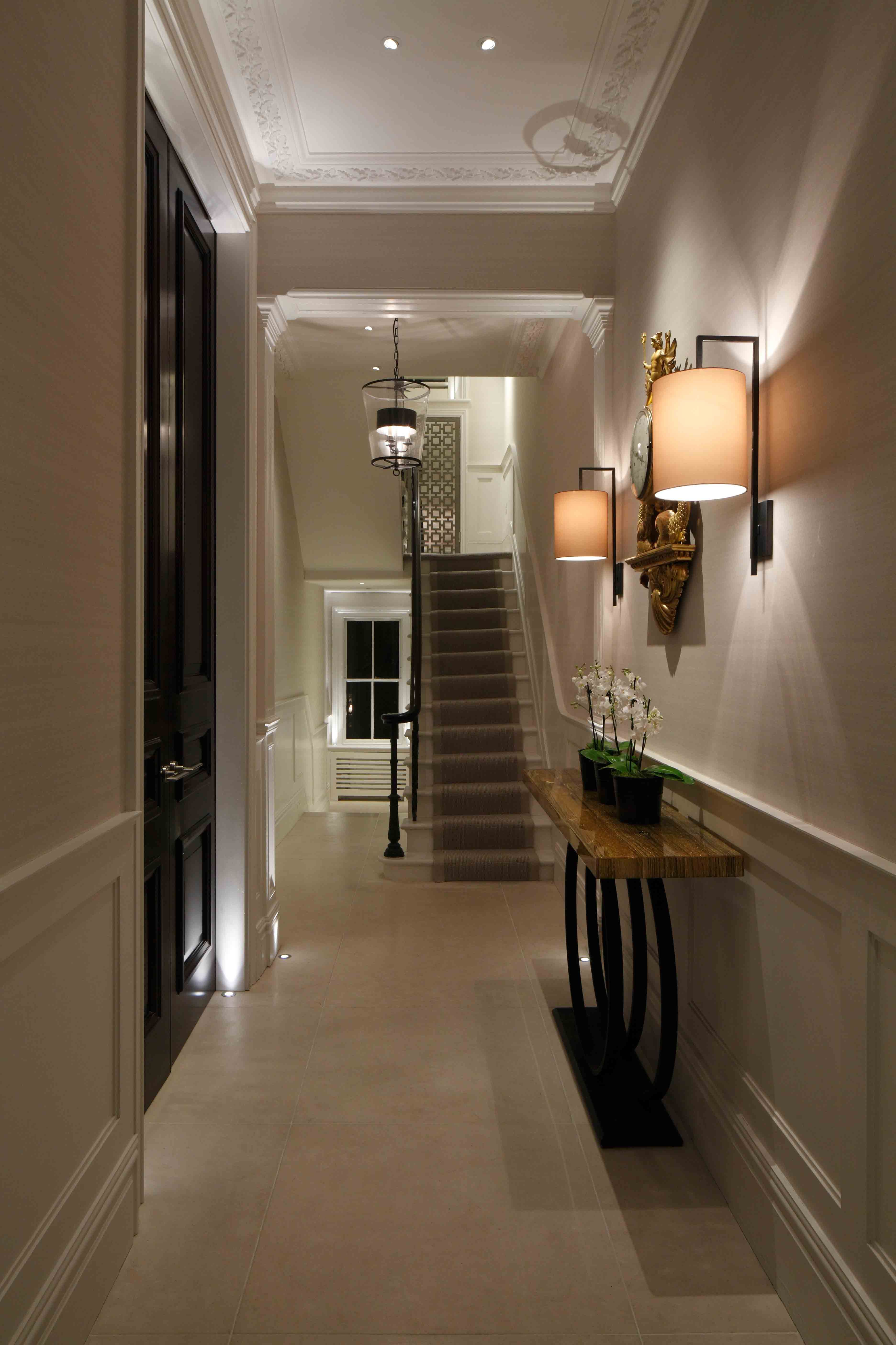 100 Project Ideas And Designs Hallway Lighting Hallway Wall