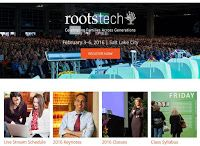 Links to the handouts for RootsTech 2016 Live Stream classes ... read more ...