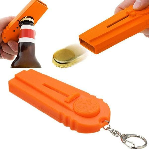 Bottle Cap Shooter Opener Bottle Cap Opener Beer Bottle Opener Bottle Cap Launcher