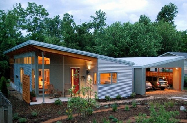 Slideshow Small Footprint In Fayetteville Dwell Architecture