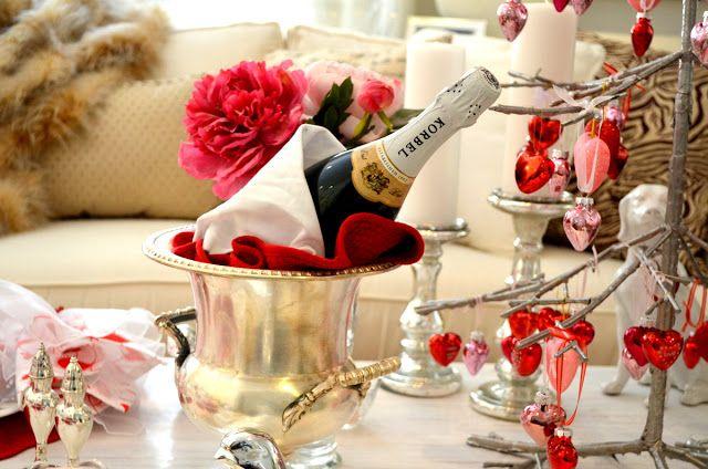 My Valentines Day Tree Romantic Hotel Rooms Hotel Room Decoration Romantic Room