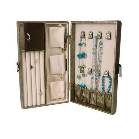 Mele Vivienne Large Contour Jewelry Box 0062942M