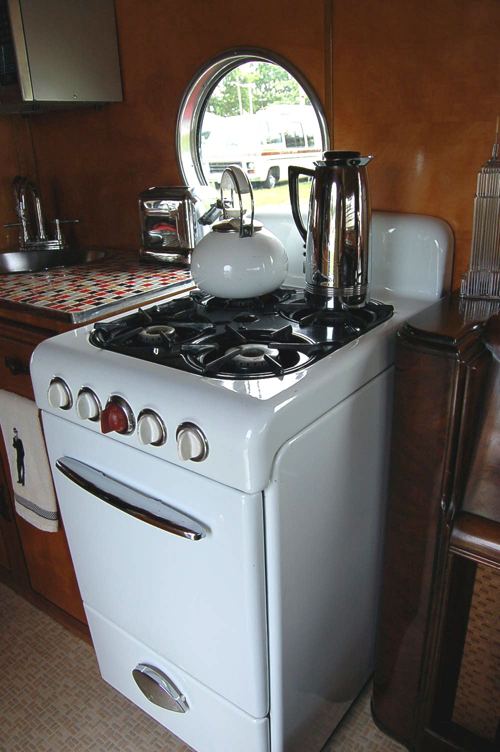Vintage Airfloat Trailers From Oldtrailer Com Stoves