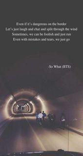 Photo of 21+ Trendy wall paper quotes bts lyrics  21+ Trendy Tapete zitiert BTS Texte #Zi…